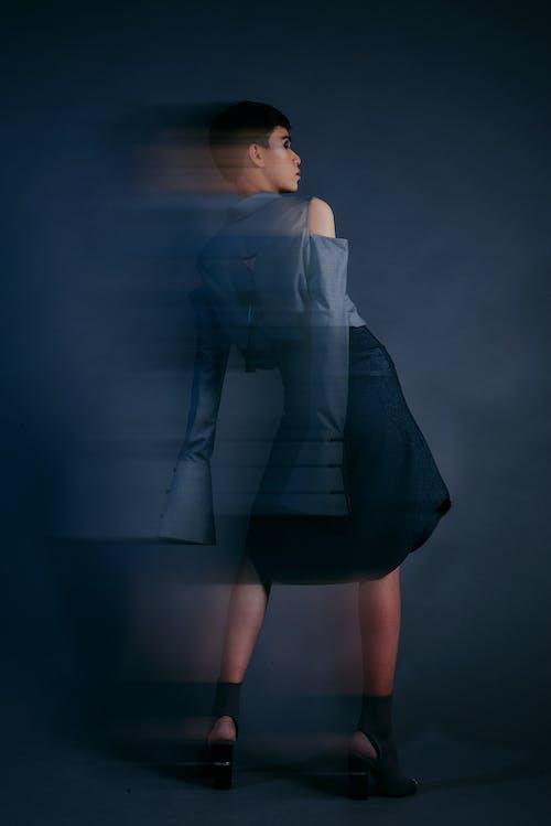 Základová fotografie zdarma na téma dospělý, efekt, focení, holka