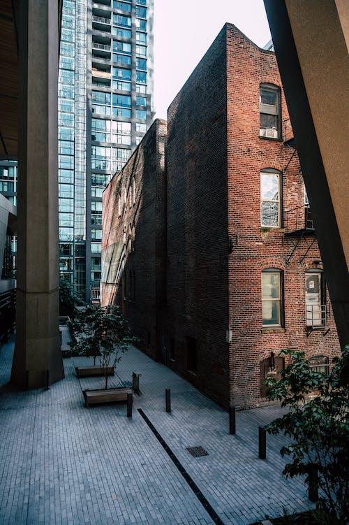Gratis stockfoto met appartement, architectuur, baksteen