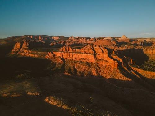 Photos gratuites de aride, aube, caillou
