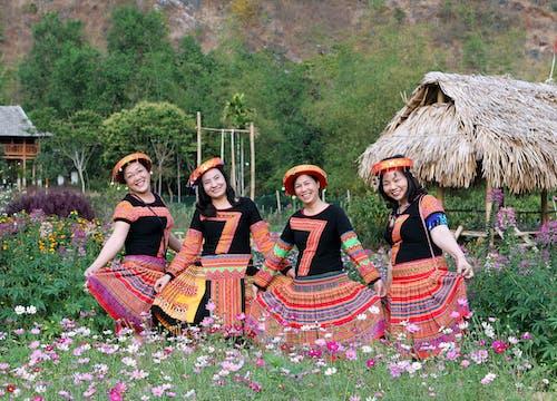 Gratis stockfoto met Aziatisch, bloemen, bomen, dag