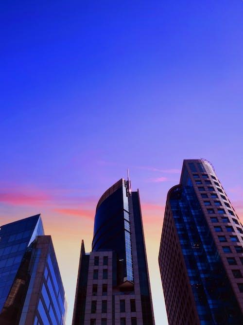Foto profissional grátis de ao ar livre, arquitetura, arranha-céu