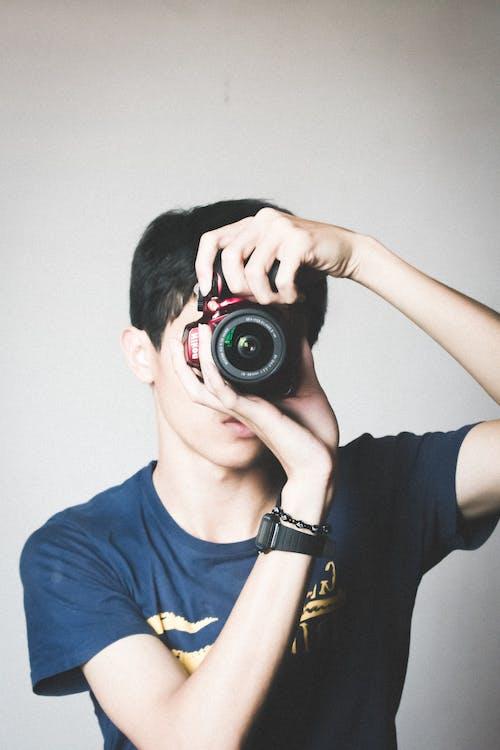 Безкоштовне стокове фото на тему «d3400, Nikon, автопортрет, віддзеркалення»