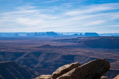 Free stock photo of beautiful, blue, canyon
