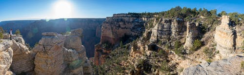 Photos gratuites de alpinisme, alpiniste, arbres, aventure