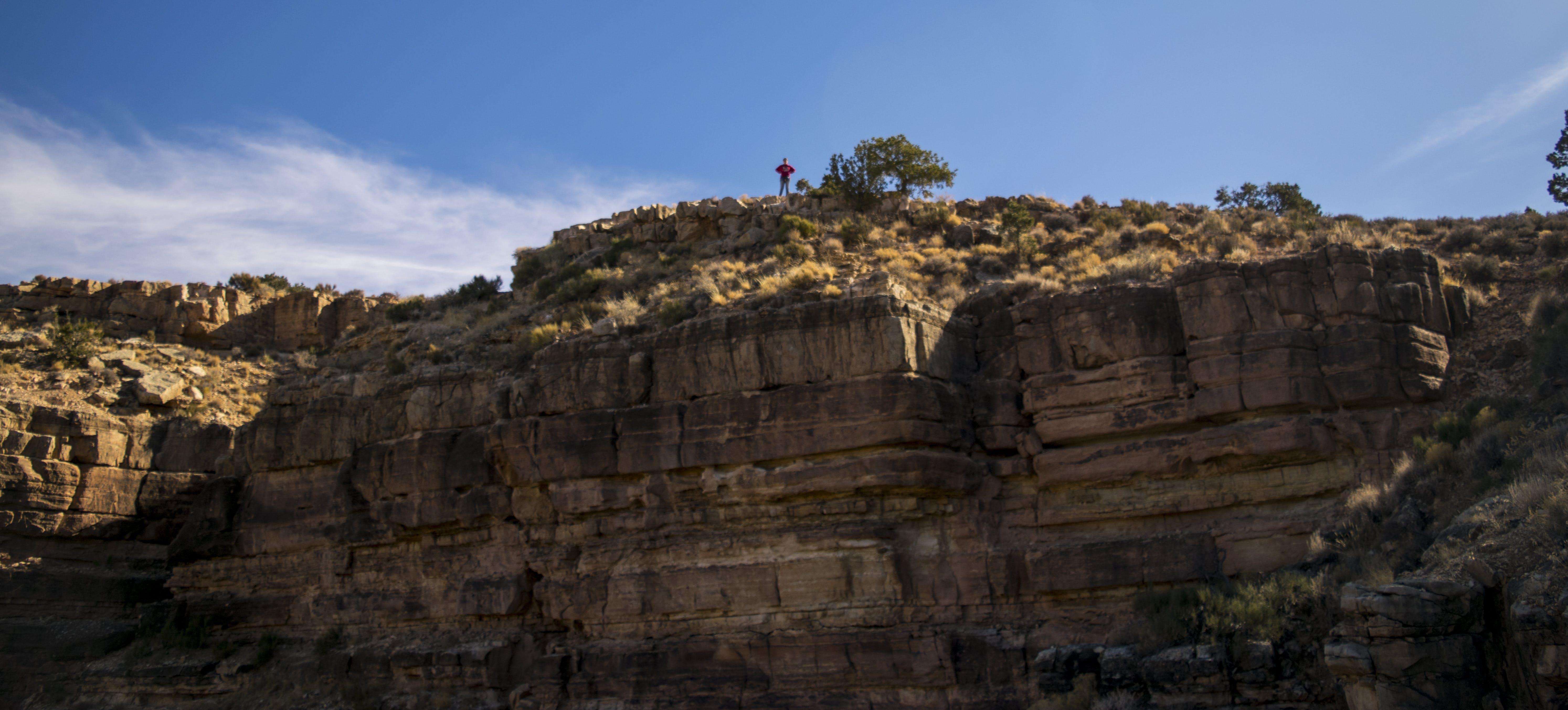 Free stock photo of alone, climb, height, high