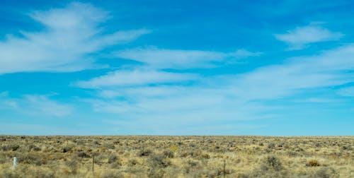 Kostenloses Stock Foto zu blau, blauer himmel, himmel, wolken