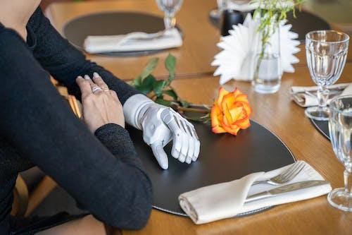 Бесплатное стоковое фото с бионический, близость, в помещении