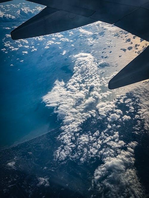 Δωρεάν στοκ φωτογραφιών με αεροπλάνο, αεροσκάφος, διάστημα