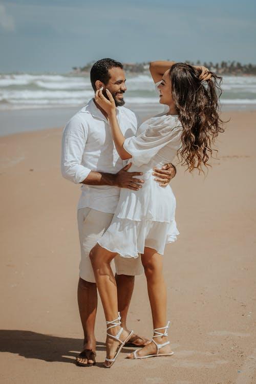 Free stock photo of beach, enjoyment, fashion