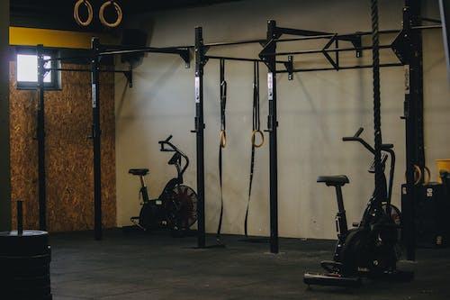 açık, ağırlık, ağırlık kaldırma içeren Ücretsiz stok fotoğraf