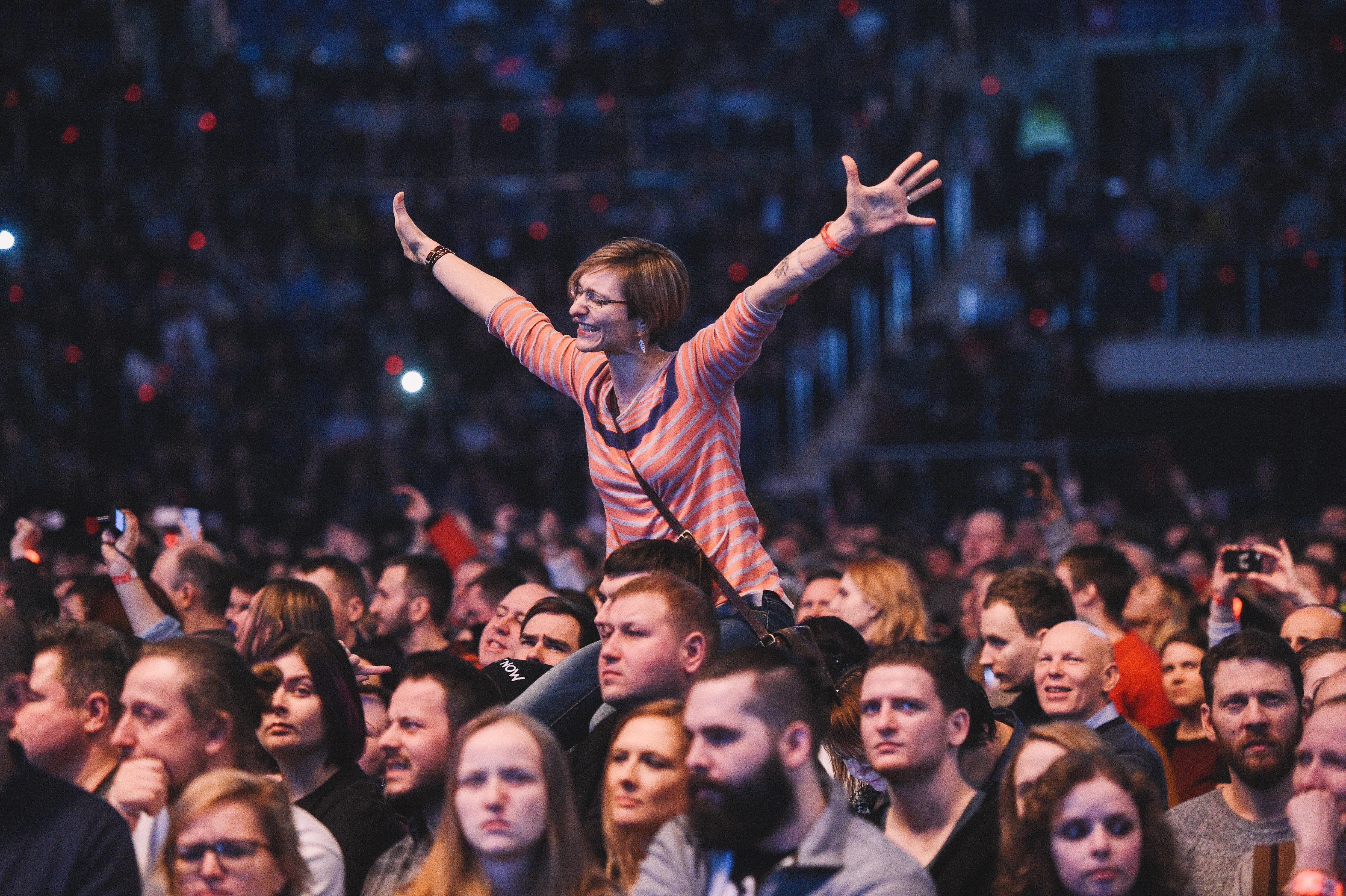 500+ Great Crowd Photos · Pexels · Free Stock Photos