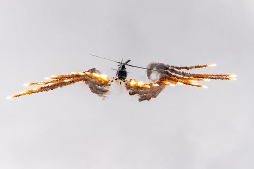 Immagine gratuita di ala, ali, chiarore