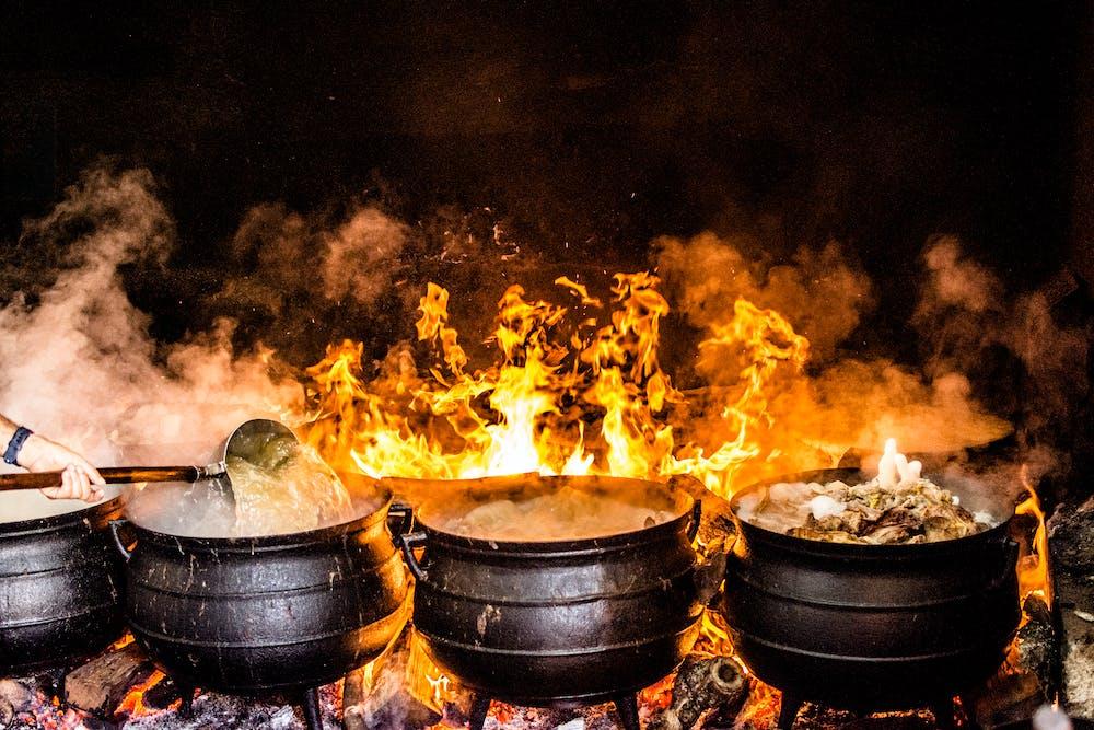Indian Food Preparation @pexels.com