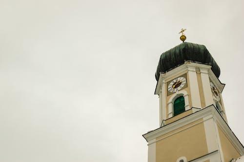 德國, 拜仁, 教堂塔樓, 教堂建築 的 免費圖庫相片