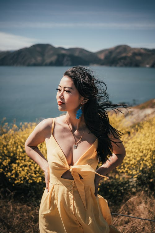 Free stock photo of adult, asian woman, attractive