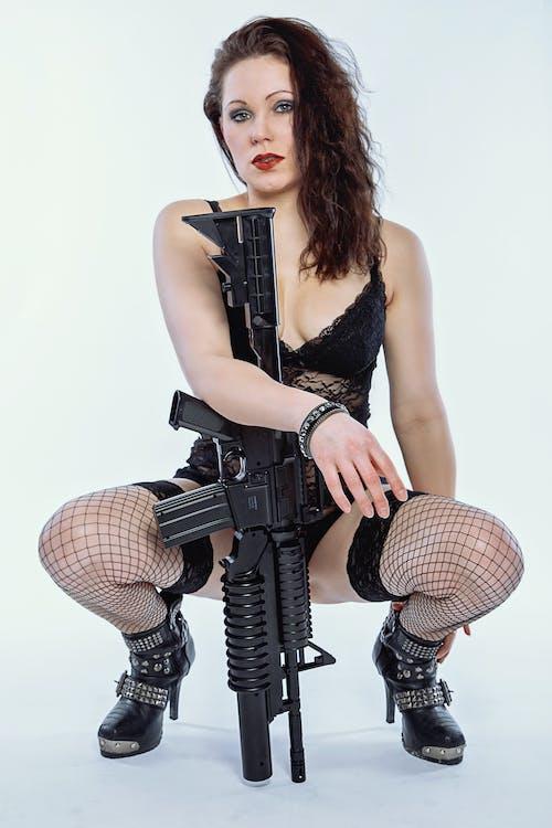 Free stock photo of attractive, attraktiv, braunes haar