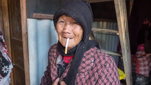 Foto profissional grátis de alzheimer, China, cigarro, demência