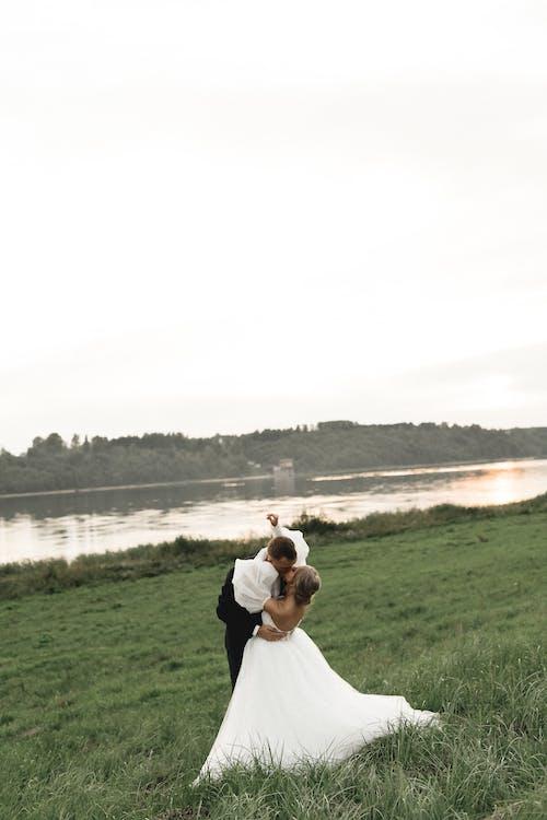 Fotobanka sbezplatnými fotkami na tému exteriéry, jazero, láska