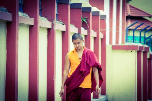 Безкоштовне стокове фото на тему «монах»