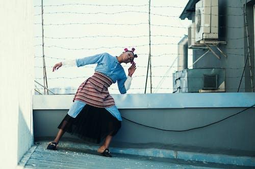 Základová fotografie zdarma na téma černá holka, černoška, dáma, dámská móda