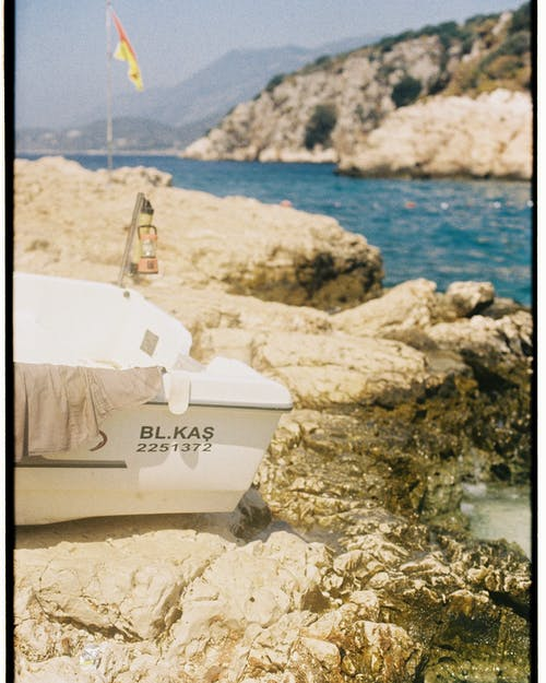 Imagine de stoc gratuită din alb, barcă, concedii