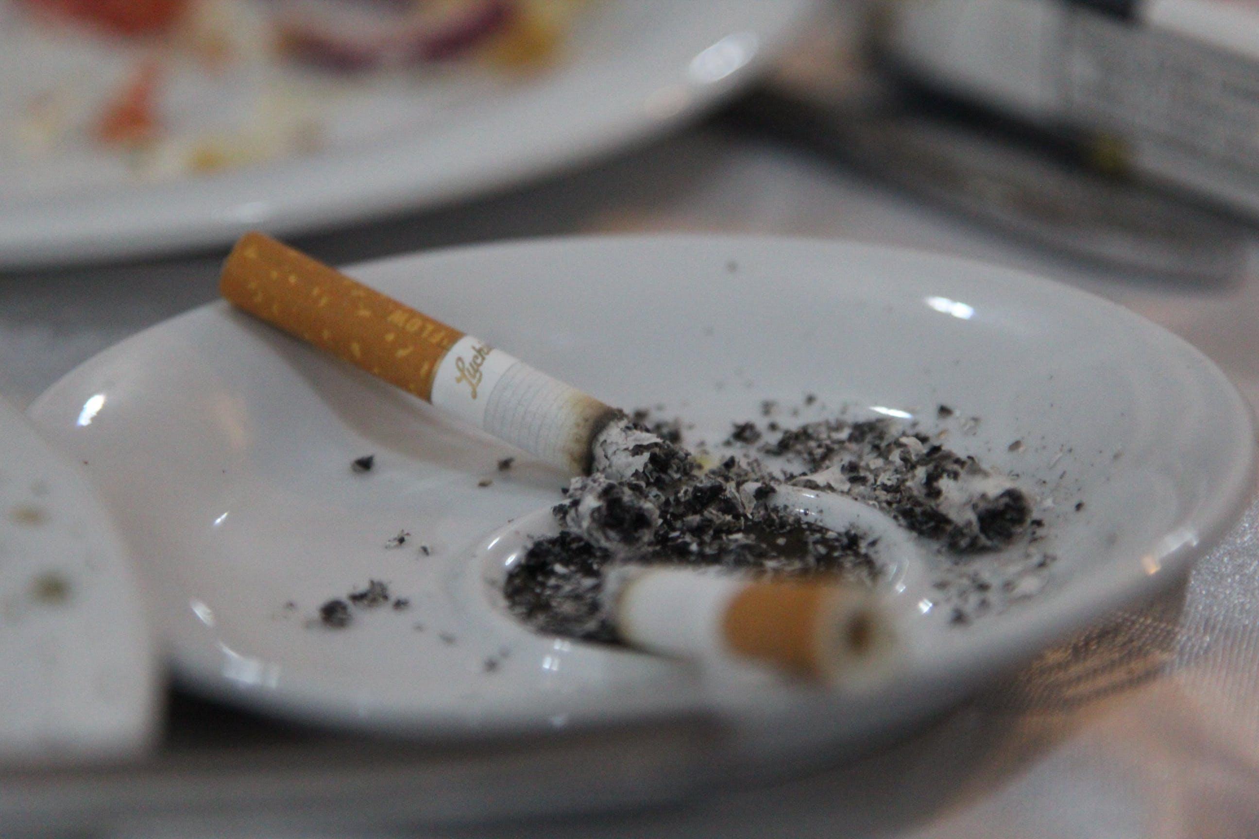 Free stock photo of butt, cigarette