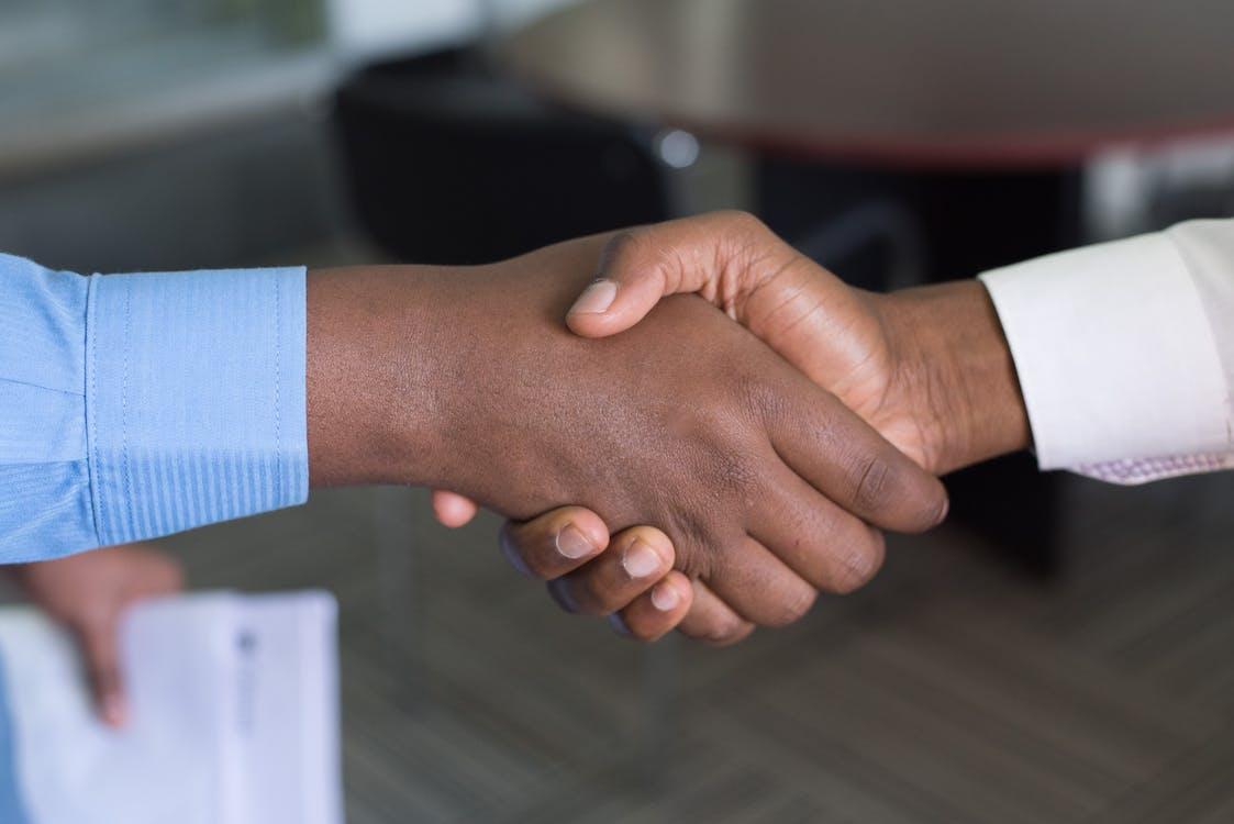 černá, dohoda, firemní oděv
