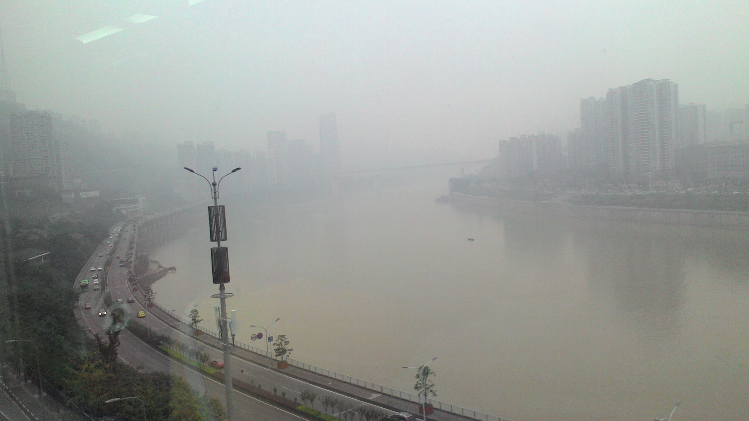 Free stock photo of city, city life, smog
