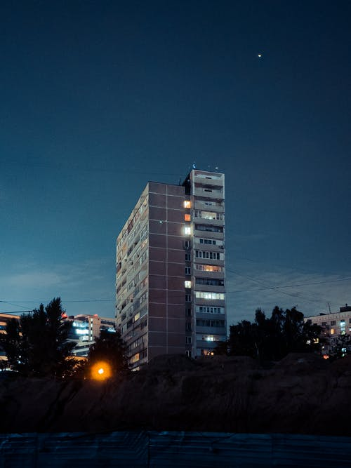 açık, açık hava, akşam karanlığı içeren Ücretsiz stok fotoğraf