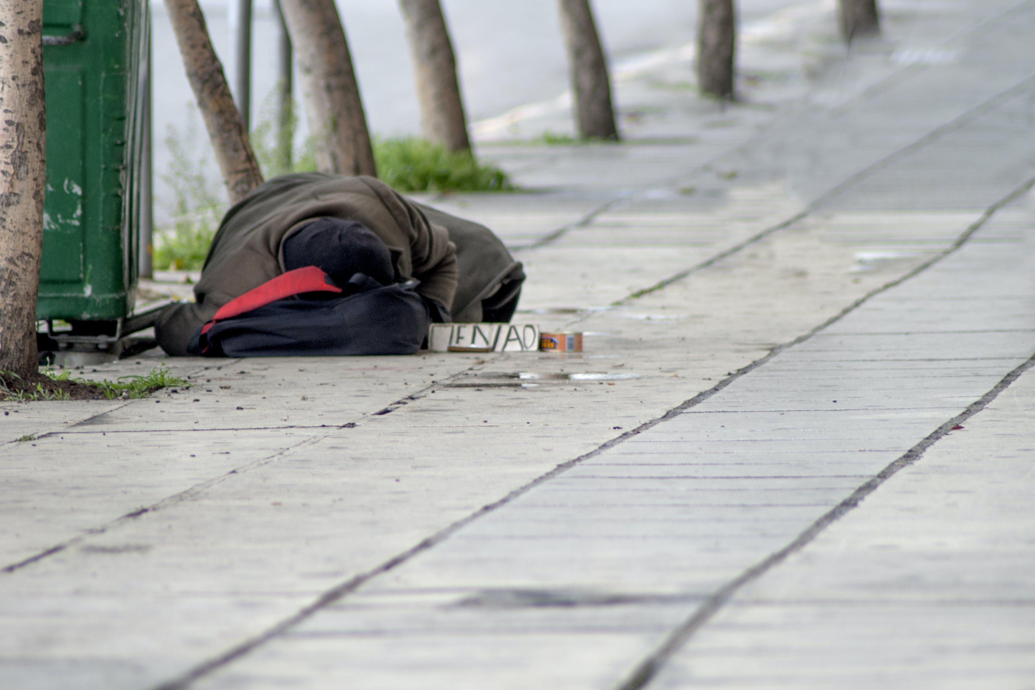 Free stock photo of homeless, street photo