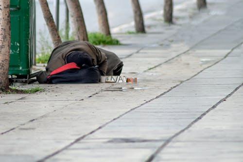 거리 사진, 노숙자의 무료 스톡 사진
