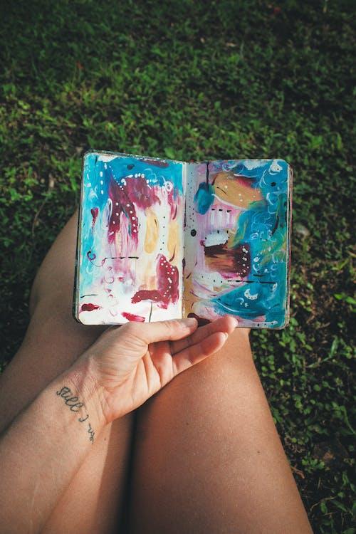 Imagine de stoc gratuită din adult, agrement, artă abstractă