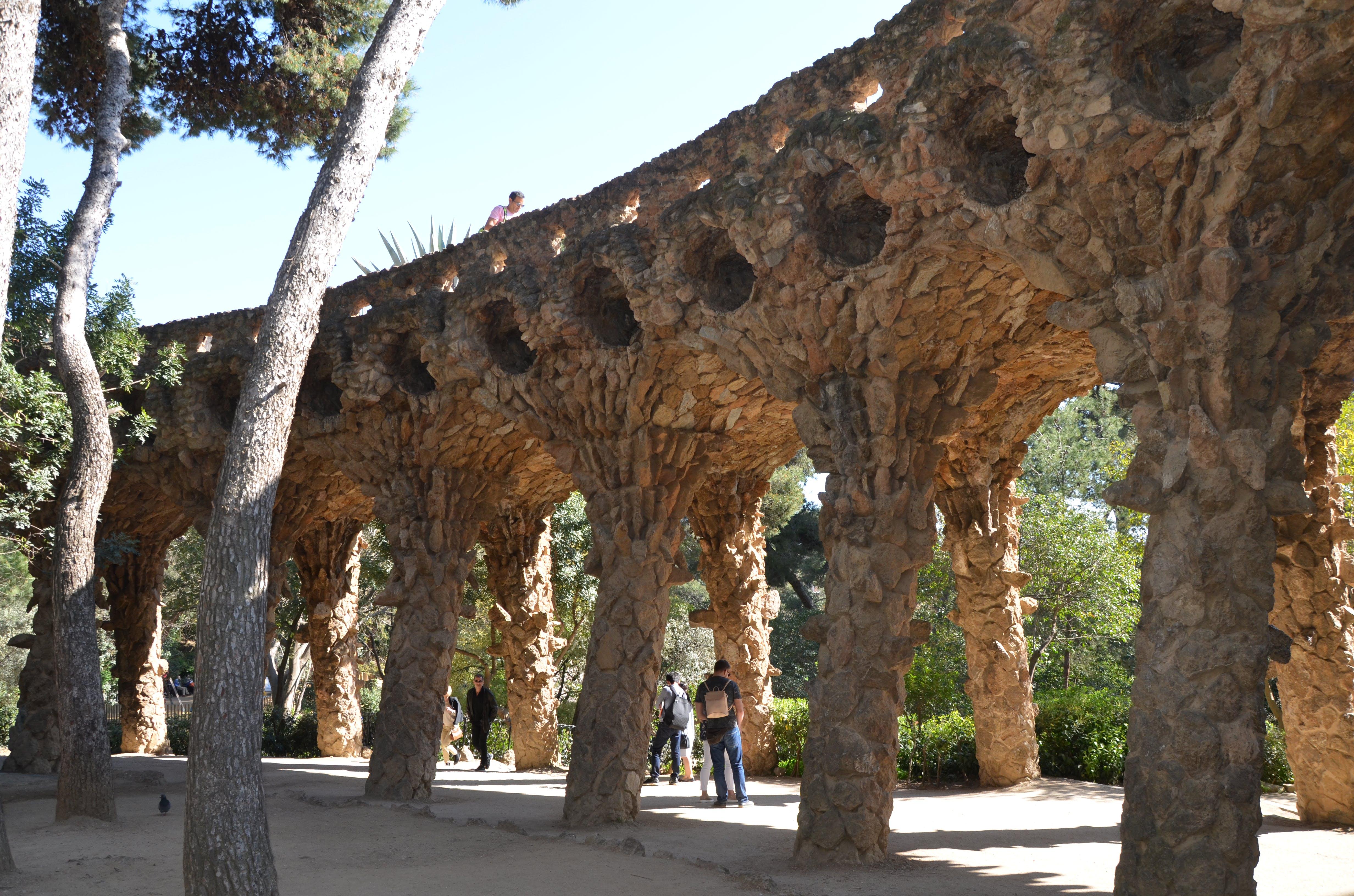 Free stock photo of barcelona, parque, Puente