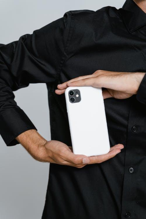 Imagine de stoc gratuită din alb, aparat de fotografiat, aparat foto