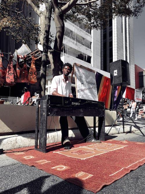 Foto profissional grátis de arte, brasil, música ao vivo