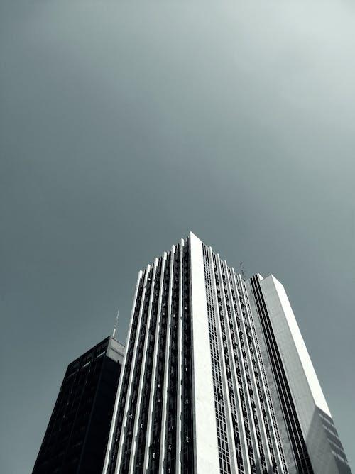 Foto profissional grátis de aço, alto, arquitetura