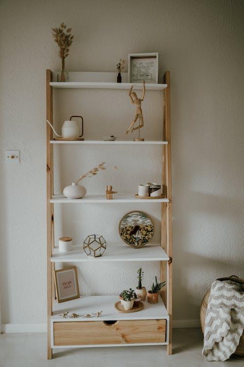 Kostnadsfri bild av behållare, bokhylla, bokhyllor