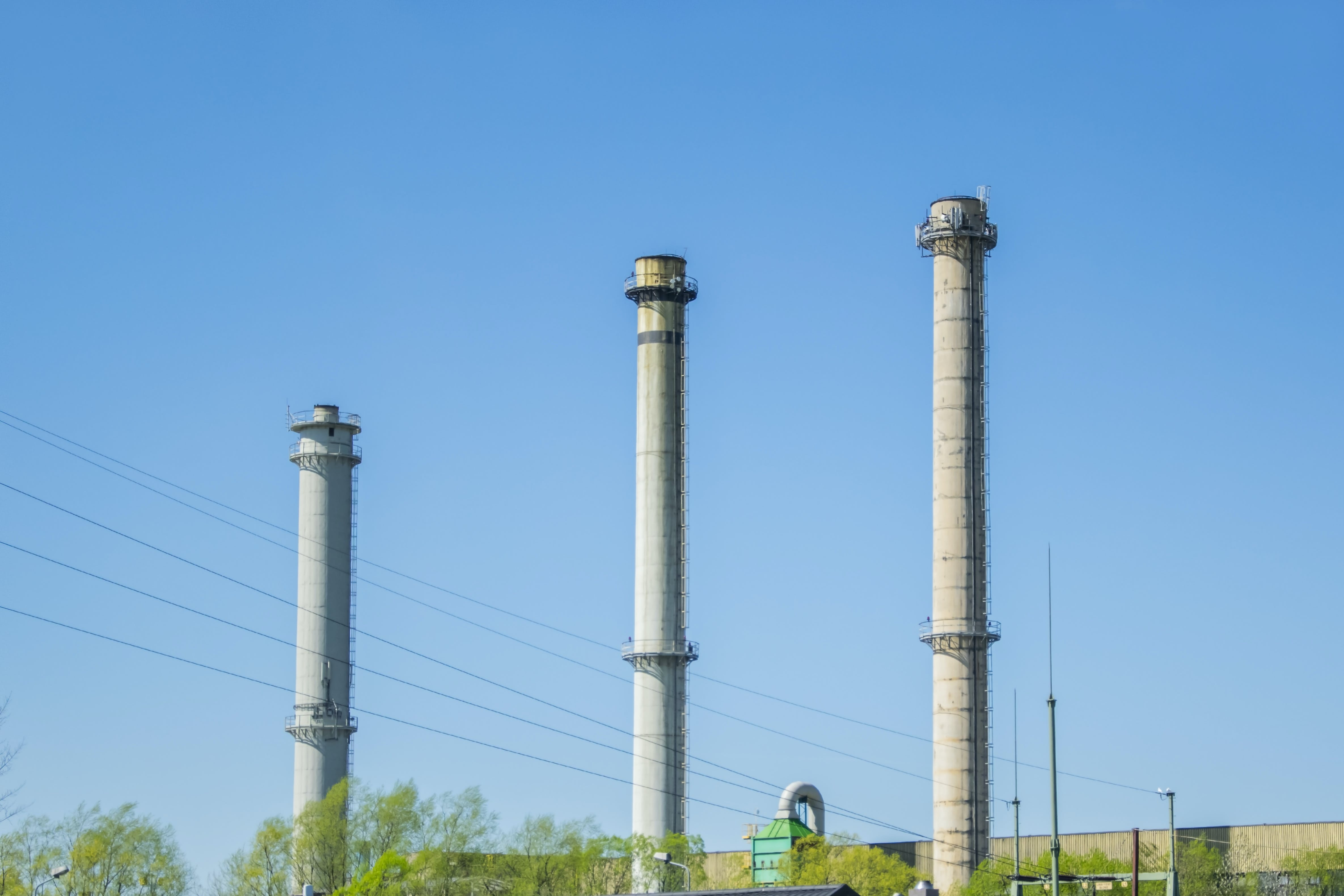 Photography of Brown Concrete Towers