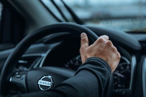 Immagine gratuita di airbag, autista, auto
