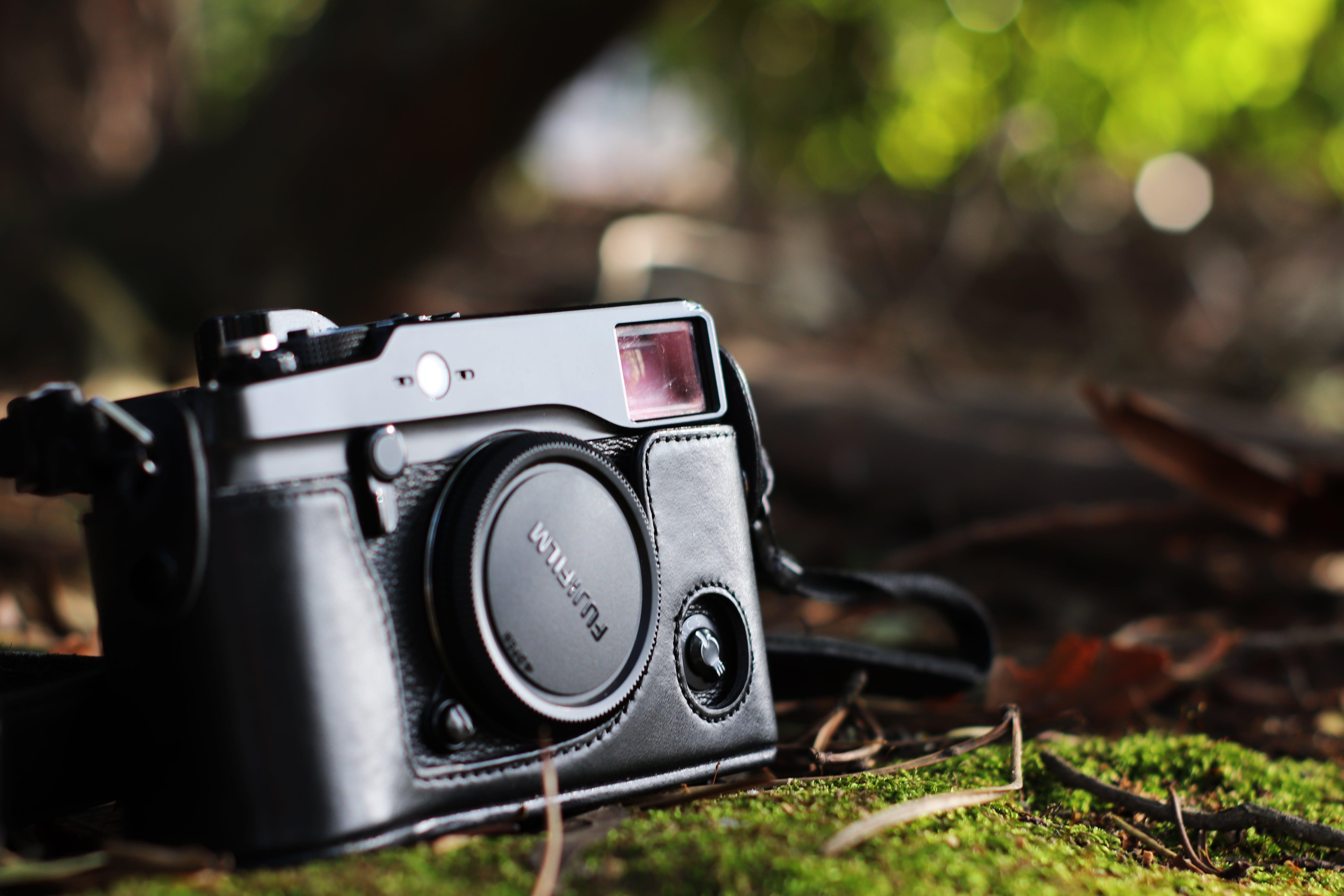Kostenloses Stock Foto zu ausrüstung, draußen, fujifilm, instrument