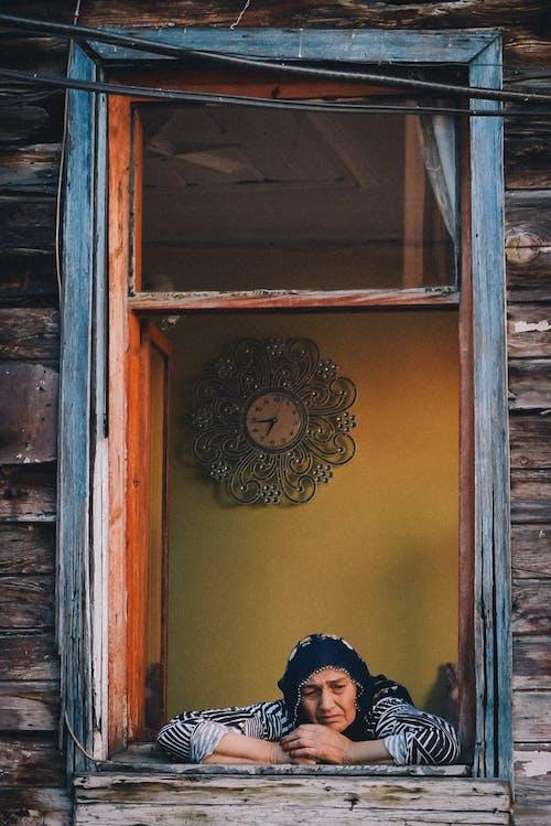 คลังภาพถ่ายฟรี ของ กลางแจ้ง, ความยากจน, ทำด้วยไม้