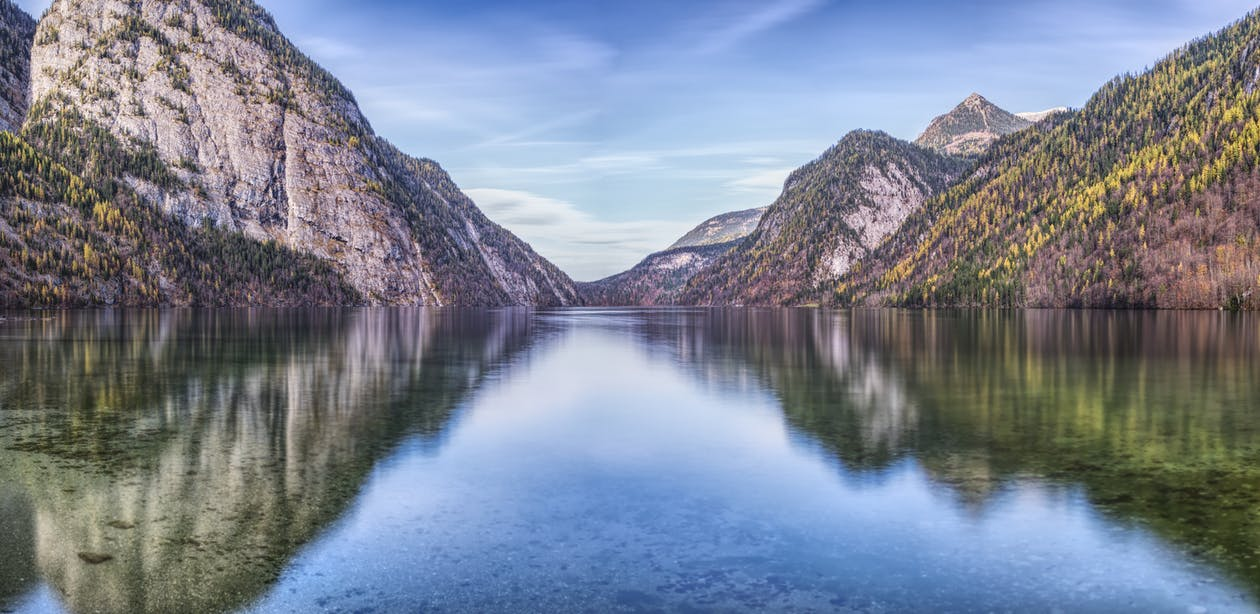 heijastukset, huippu, kansallispuisto