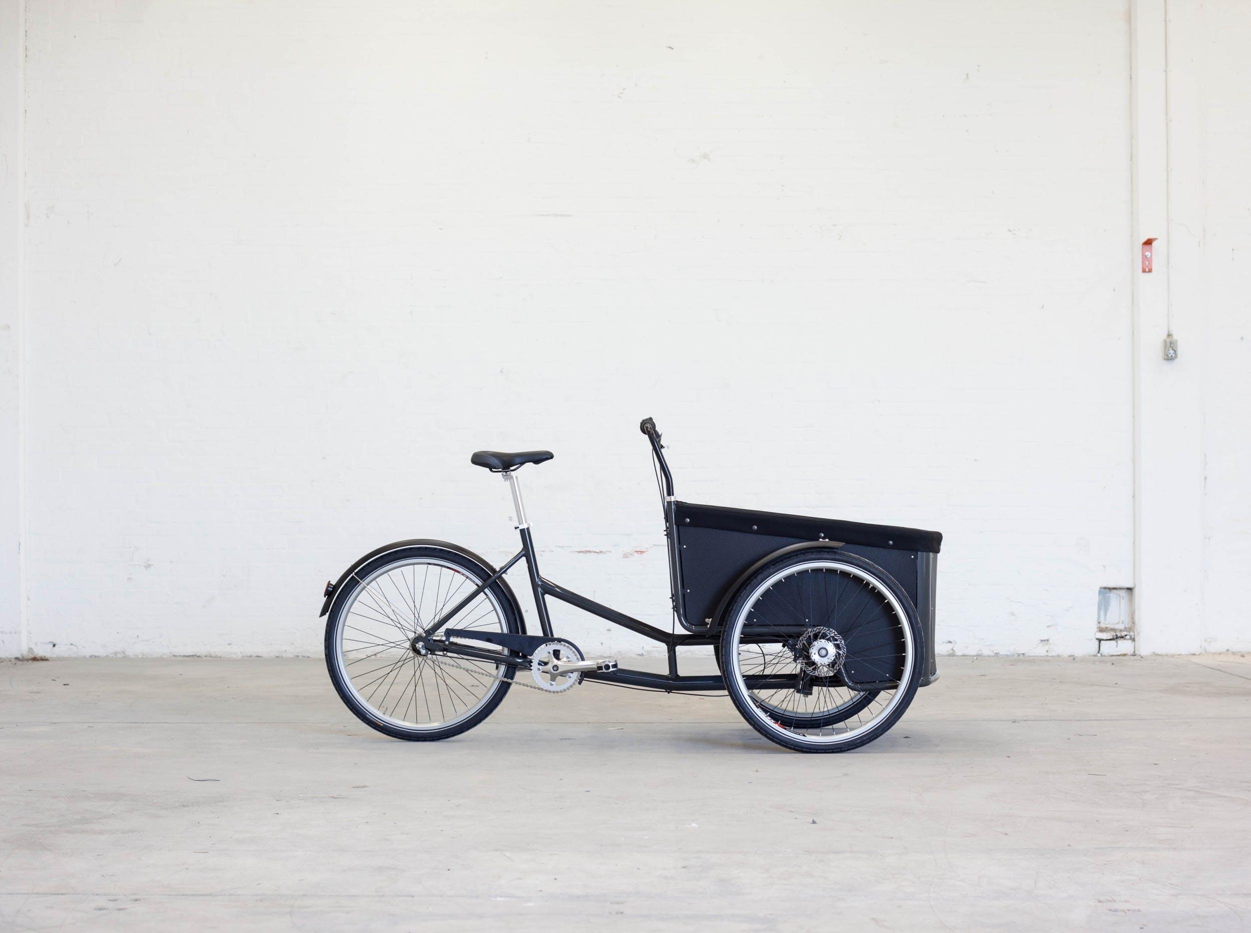 cykel, cykling, fortov