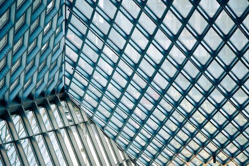 Δωρεάν στοκ φωτογραφιών με αρχιτεκτονική, ατσάλι, γυαλί