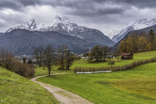 Free stock photo of alpine, Bavaria, bavarian alps, beautiful