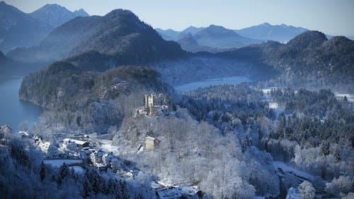 Ảnh lưu trữ miễn phí về bầu trời, Bavaria, Châu Âu, Lâu đài