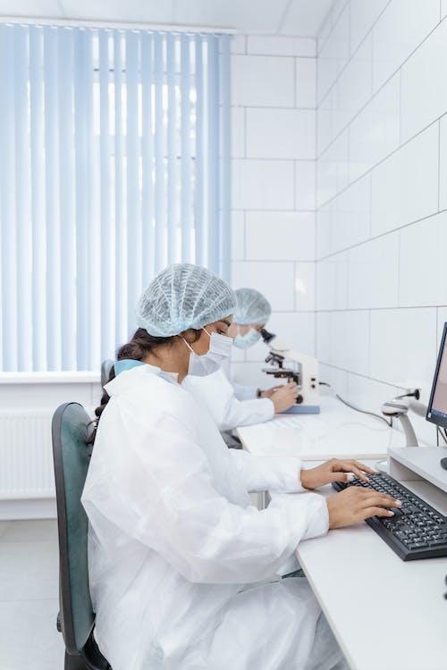 Gratis lagerfoto af analyse, bakterie, biokemi