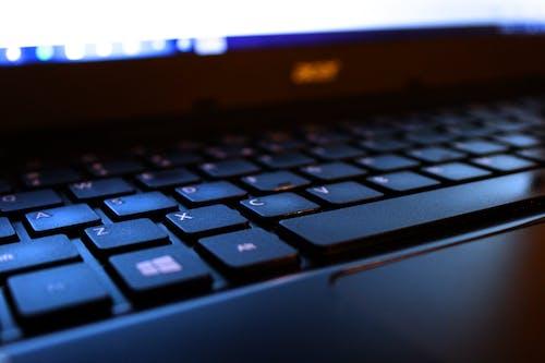 Gratis stockfoto met acer, blauw, computer, hedendaags
