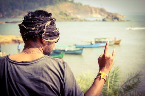 Fotobanka sbezplatnými fotkami na tému ľudia, pláž