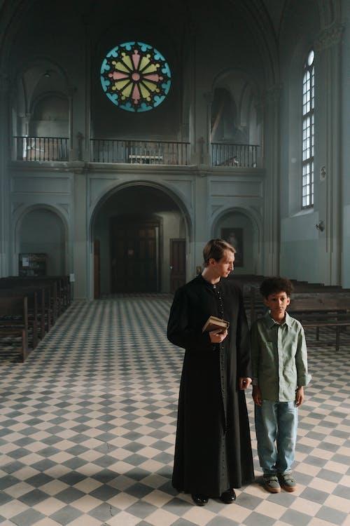 Free stock photo of adult, cathedral, catholic